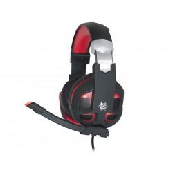 Słuchawki z mikrofonem TRACER GAMEZONE Striker 2.0 Red USB