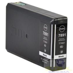 Epson T7891 - Espon WorkForce Pro WF -5110DW, 5190DW, 5620DWF, 5690DWF- Tusz czarny Dragon