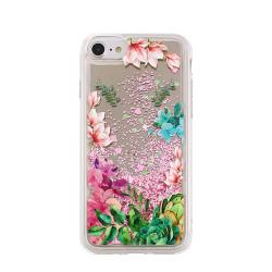 Nakładka Liquid Mirror TPU Flower2 do Samsung S9 Plus G965