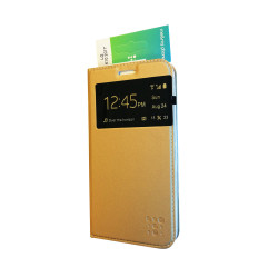 TT Etui Book Magnet View do Samsung Xcover 4 G390 złote Me&My phone