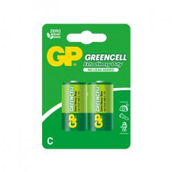 BATERIA R14 GREENCELL 1,5V x2 14G-U2